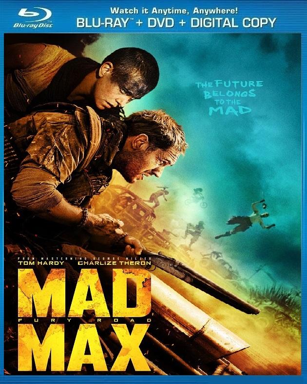 Mad Max: Fury Road (2015) แมด แม็กซ์: ถนนโลกันตร์ [ภาพ Master มาแล้ว]