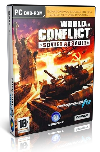 World in Conflict Soviet Assault PC Full Español Descargar DVD9
