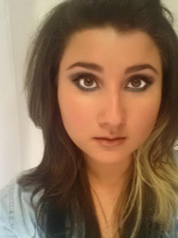 i Love The Arab Makeup Look