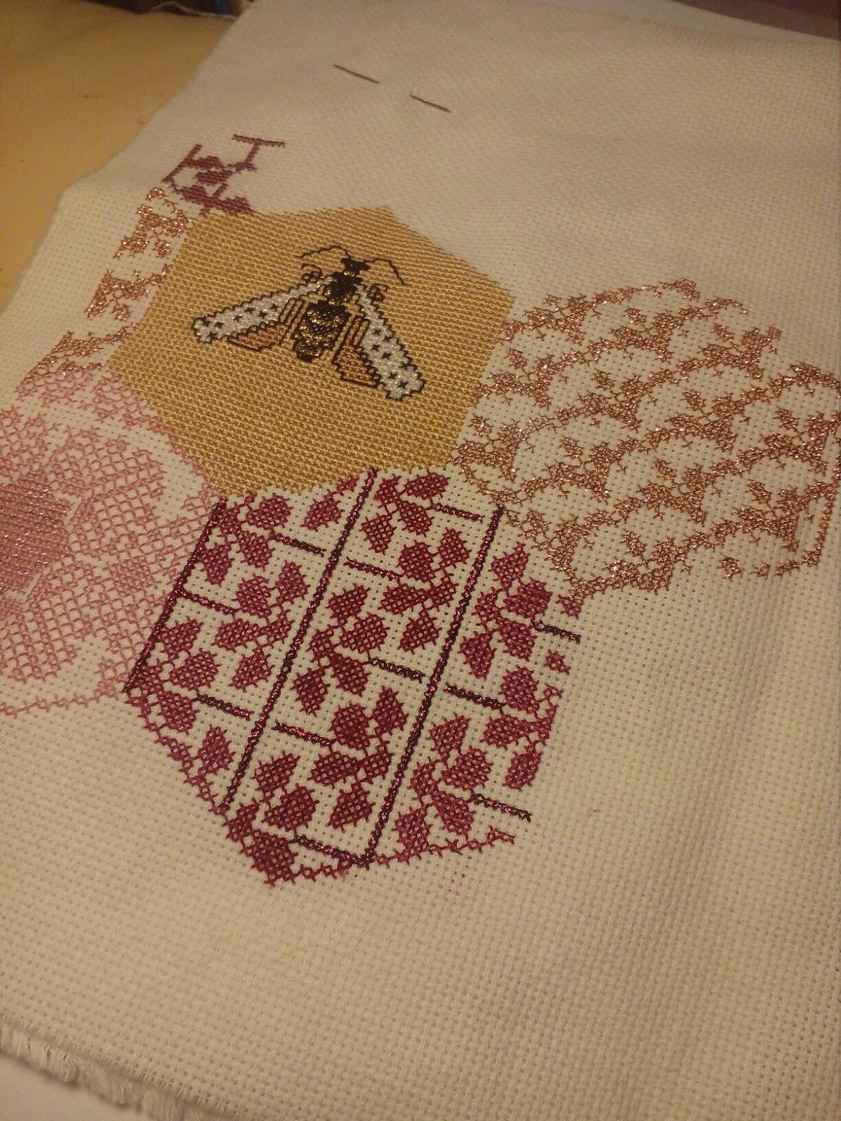 Мое королевство блог о вышивке виктории