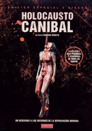 [DD] Holocausto canibal + Breve info de Wikipedia Holacausto.canibal