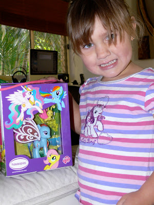 My Little Pony, Little Girls Love My Little Pony, Gifts for girls