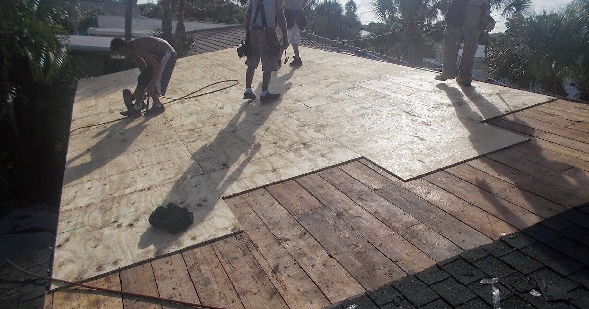 J K Behan Roofing 1x12 Decking Upgrades