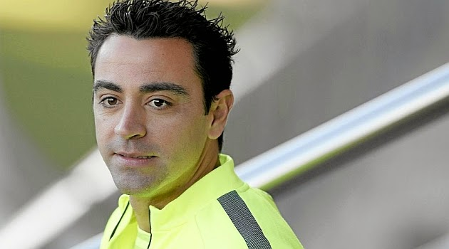 Xavi Sudah Tanda Tangani Kontrak dengan Klub Qatar?
