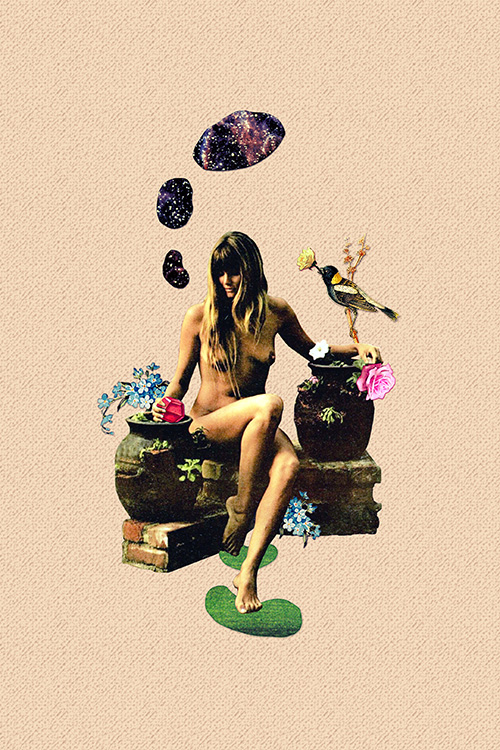 Eugenia Loli. Collage