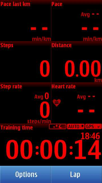 Sport Tracker 1