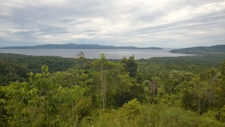 Pemandangan Pulau Seram