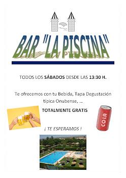 """Bar """"La Piscina"""""""