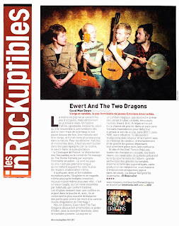 Ewert and the Two Dragons inrock