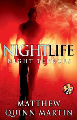 Nightlife Night Terrors horror by Matthew Quinn Martin
