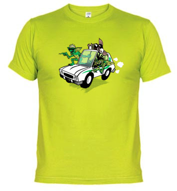 Camiseta Friki Gremlins