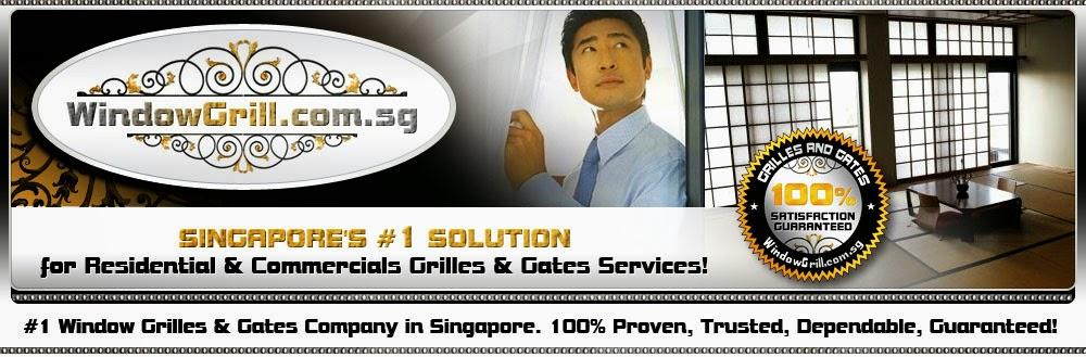 Window Grill Singapore