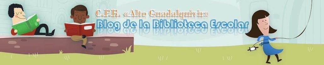 "Biblioteca Escolar CPR ""Alto Guadalquivir"""