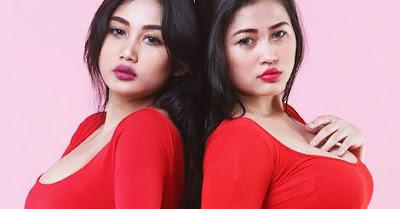 5 Artis Seksi Indonesia yang Tidak Pernah Pake Bra