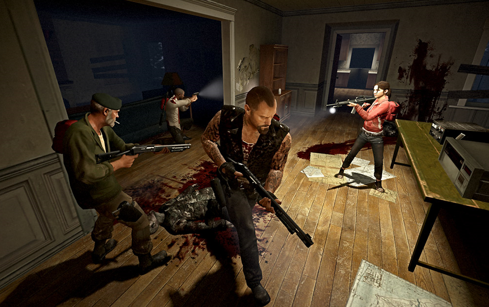 left 4 dead 4  free full version