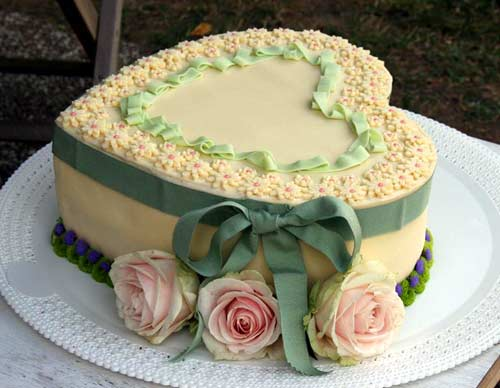 Birthday Cake Pictures Romantic : Birthday Ideas: Romantic Birthday Ideas