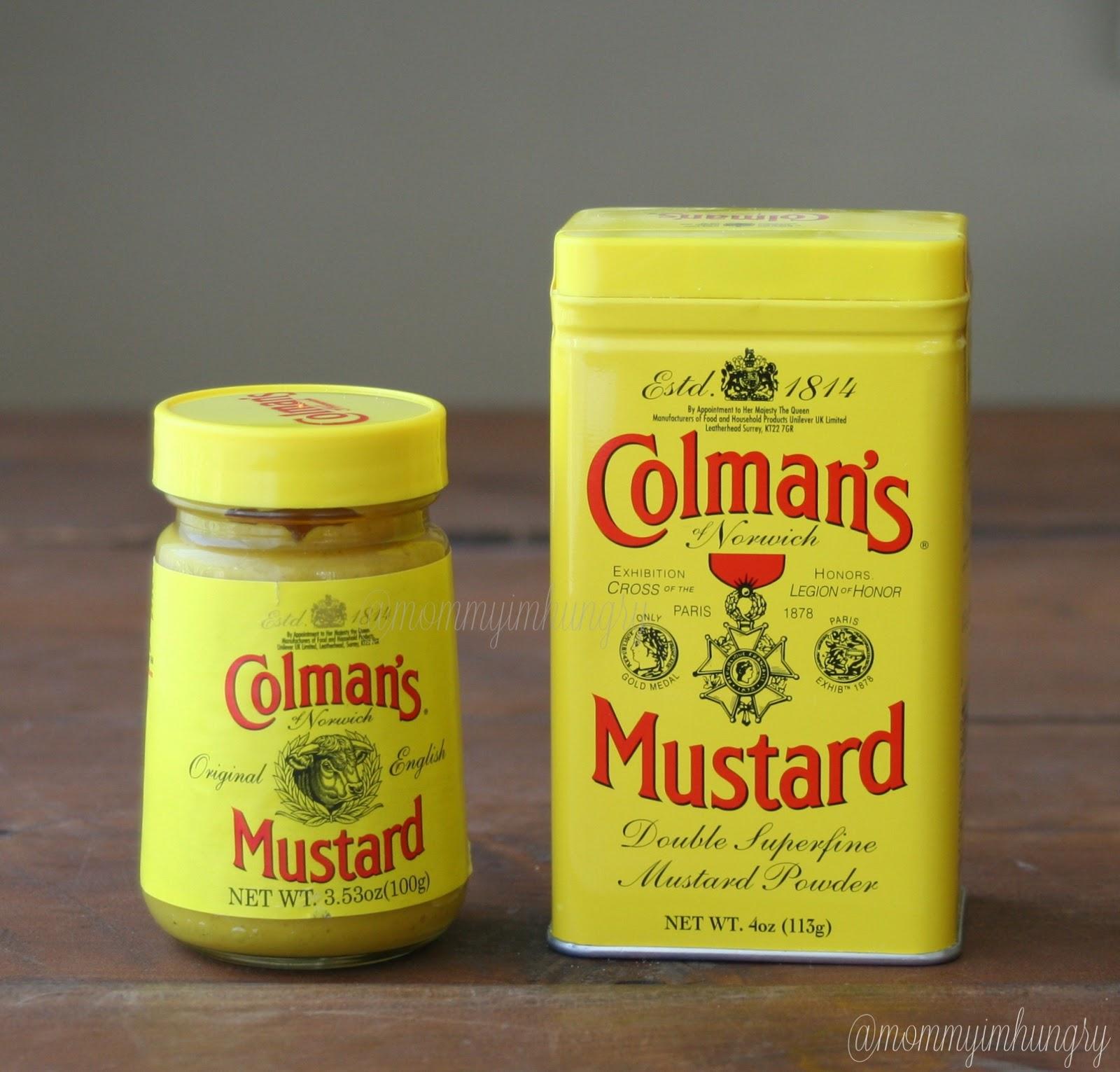 Colmans Original English Mustard Double Superfine Powder 113g