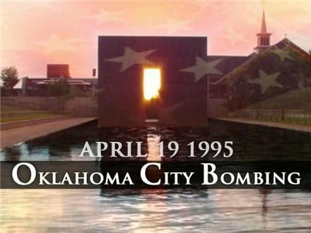 April 19, 1995: Oklahoma City bombing