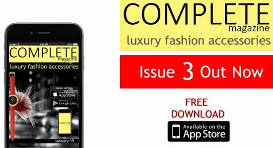 Complete fashion magazine