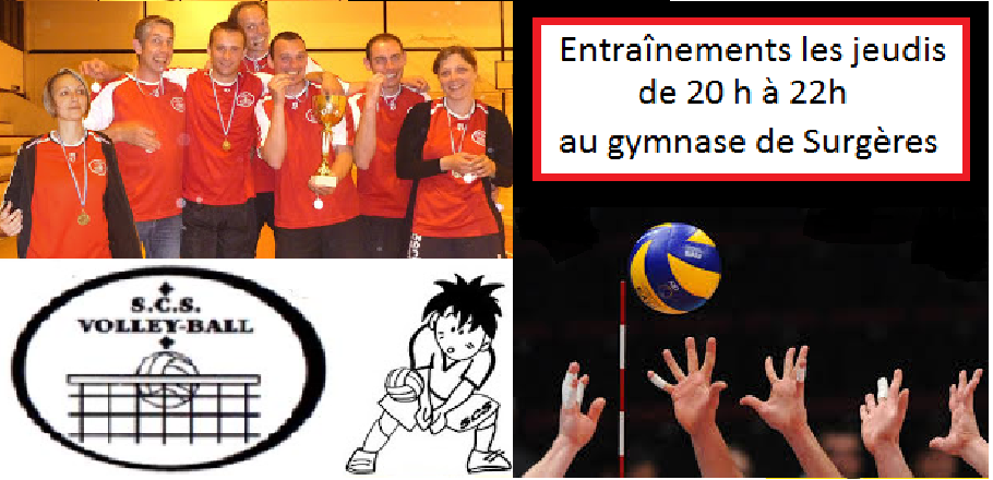 SCS Volley-Ball Surgères