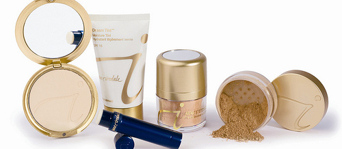Jane Iredale Pressed Powder and Mineral Makeup Freebies