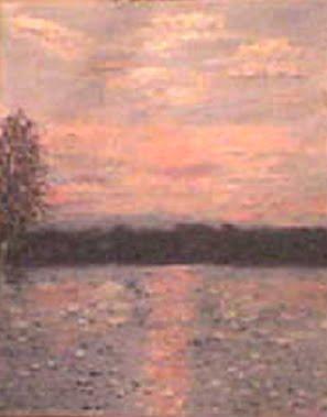 Reflective Bay (2007) - Price: $175
