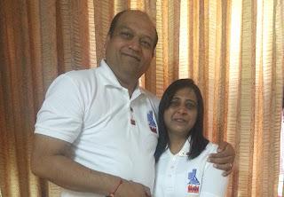Aasha Realtors Kalpesh Shah - Neeta Shah