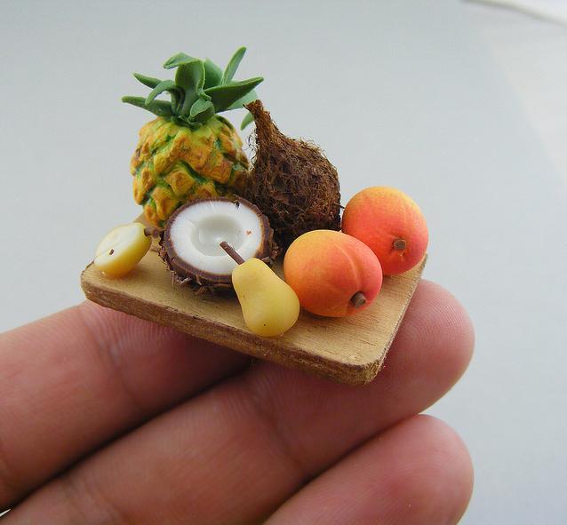 Shay Aaron esculturas miniatura