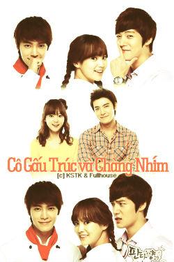Cô Gấu Trúc Và Chàng Nhím - Panda and Hedgehog -  판다양과 고슴도치