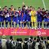 SEA GAMES 2015 : Timnas U-23 Thailand Raih Gelar Ke-15 Usai Taklukan Myanmar 3-0