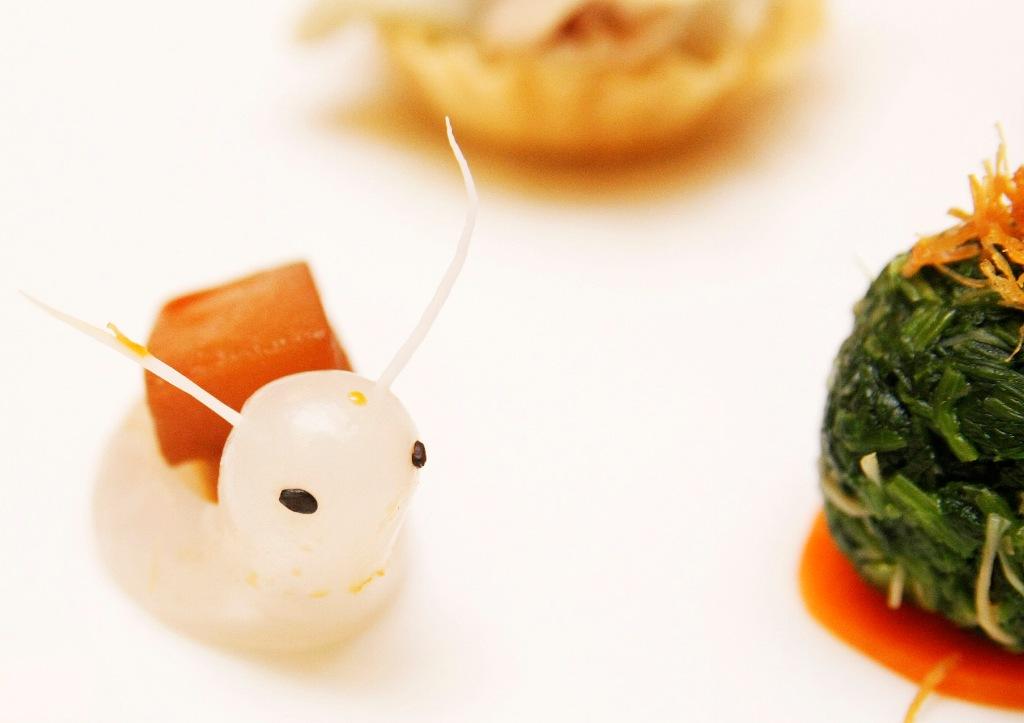 Makati Shangri-La Shang Palace Huaiyang Cuisine Experience By Chef Anthony Dong Jiangnan appetizer