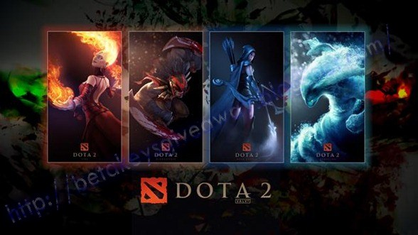 Dota 2 Beta Key Giveaways