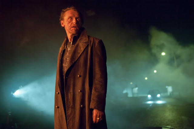 The World's End - Simon Pegg as Gary King   A Constantly Racing Mind