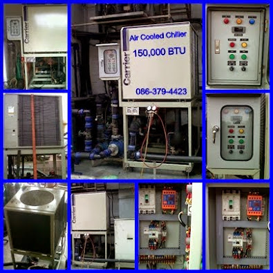 Air Cooled Chiller 150,000 BTU