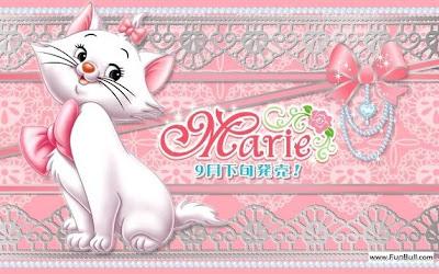 Gambar Marie Cat