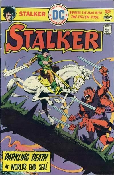 DC Comics, Stalker #2