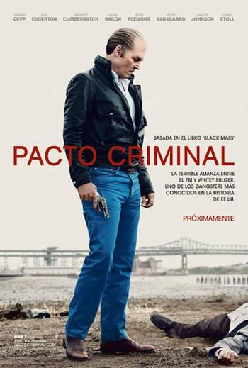 Pacto Criminal DVDRip Latino