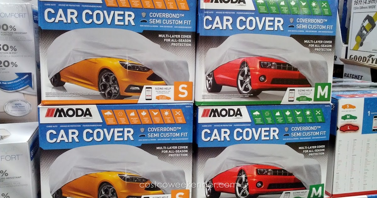 Moda Coverking Car Cover