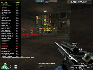 Cheat CF Crossfire September 2013