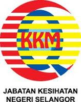 Jawatan Kerja Kosong Jabatan Kesihatan Negeri Selangor logo