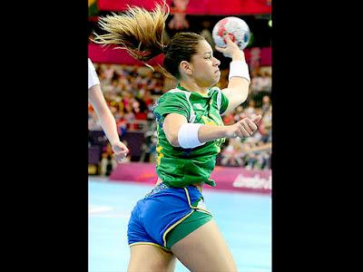 Jessica Quintino (BRA) podría perderse el Mundial de Serbia | Mundo Handball