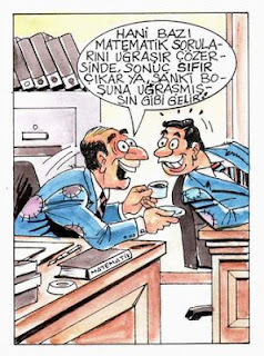 Özel ders karikatürleri 23