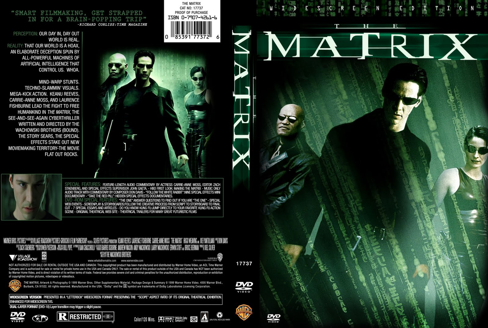 dualism and the matrix Essays - largest database of quality sample essays and research papers on dualism and the matrix.