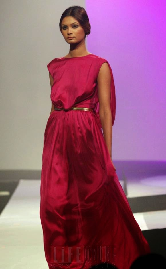 Day two of the HSBC Colombo Fashion Week 2013