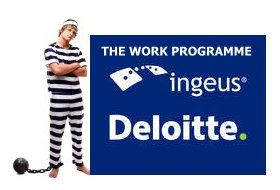 Ingeus Deloitte Work Programme uniform