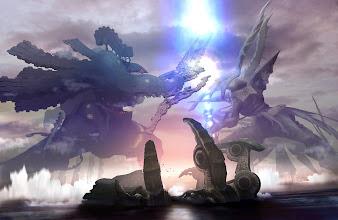 #10 Xenoblade Chronicles Wallpaper