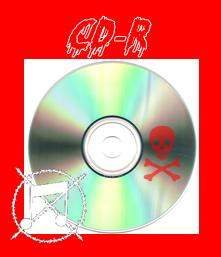 Cd-r e outras merdas