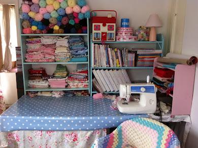 My work corner