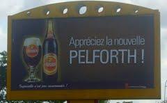 Pelforth à l'étranger