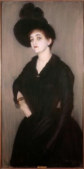 Marie-Blanche Vasnier - Jacques-Emile Blanche